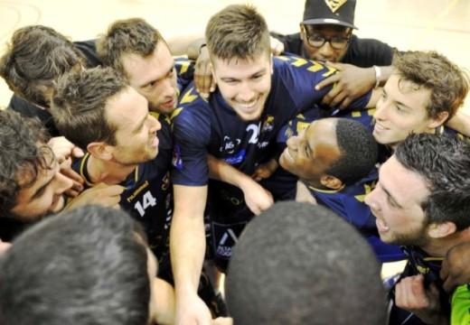 Johann Caron / Capitaine du Massy Essonne Handball