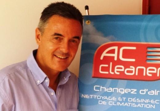 Philippe Jost / Concessionnaire ACcleaner à l'Ile de La Réunion