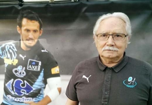 Jean Tardy / Bénévole au Rugby Club Massy Essonne