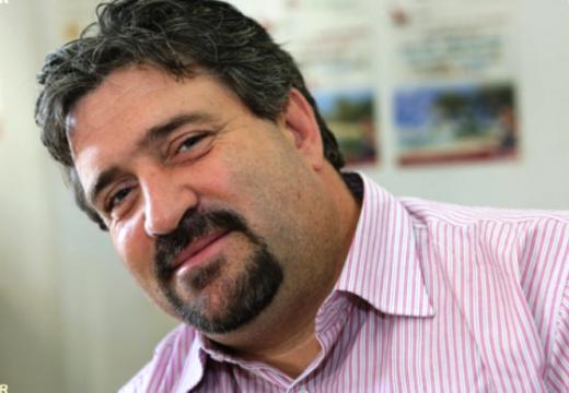 Nicolas Charlet / Directeur d'Air Madagascar à Marseille