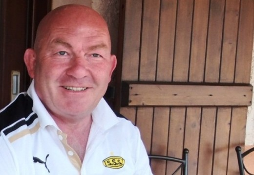 Serge Marquet / Co-président du Saint-Savin Sportif