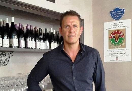 Julien Frier / Dirigeant de la « Ferme d'André » à Saint-Jean-de-Bournay