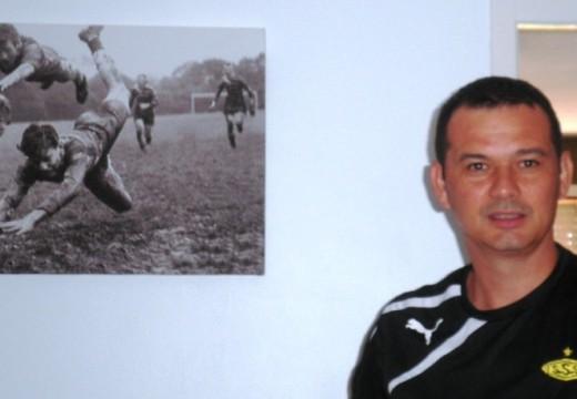 Paul Gran / Entraîneur du Saint-Savin-Sportif