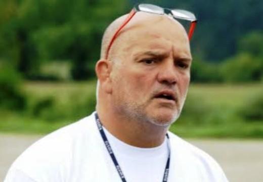 Jean-Jacques Bos / Entraîneur du FC Haguenau Rugby