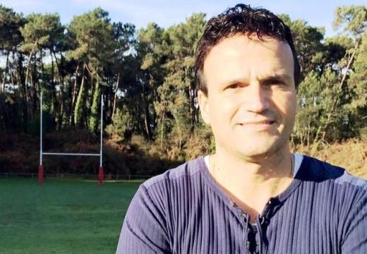 Jean-Louis Lahargou / Responsable Sportif de l'Anglet Olympique RC