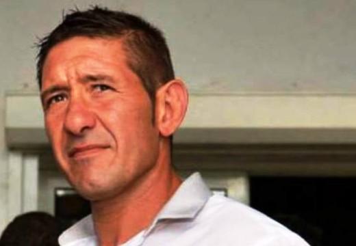 Frédéric Canjouam / Entraîneur de l'Union Sportive Bardos Rugby