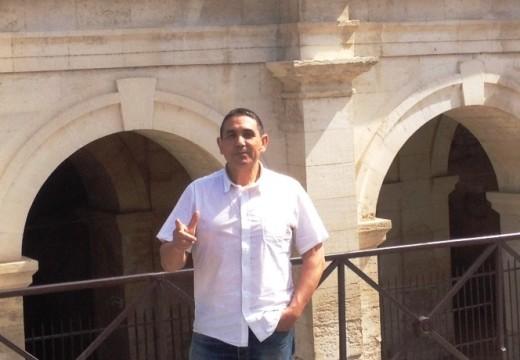 Noureddine Abdelouahed / Homme de Rugby à Arles
