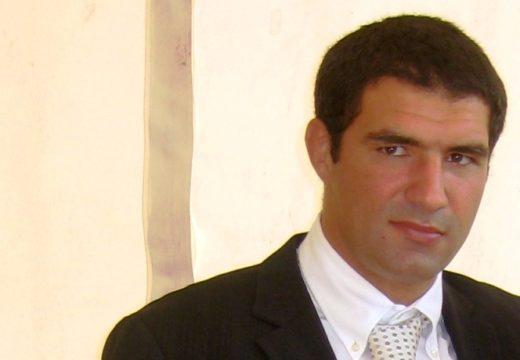 Etienne Serna / Homme de Rugby de la Vallée de Barétous