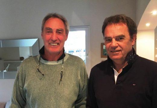 Alain et Serge Mourguiart / Frères de Sang… Frères de Rugby !