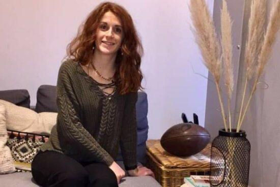 Lucile Badin / Rugbywoman et psychomotricienne en Nord-Isère